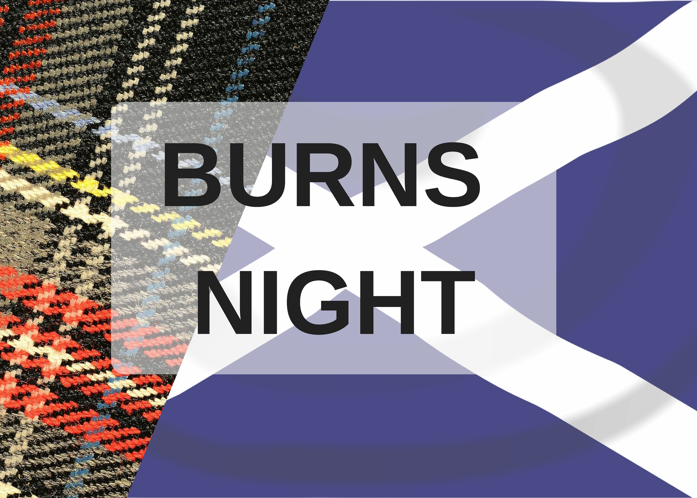 Merry harriers BURNS NIGHT
